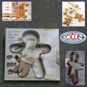 Birkmann - Gingerbread Man - A cookie for every occasion