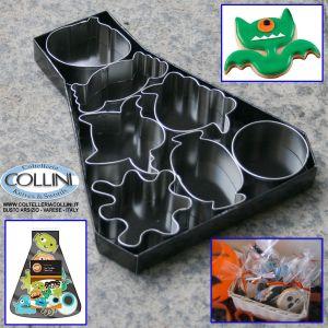 Wilton - Silicone mold cavities 6 Halloween
