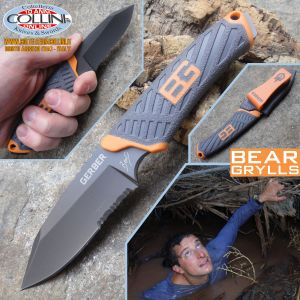 Gerber - G01066 - Bear Grylls Compact Fixed Blade - knife