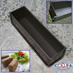 Stadter - Non-stick mold for pate with zip