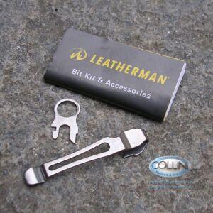 Leatherman - Clip e Lanyard Ring per Wave e Charge - 934850 - Accessori