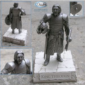 Les Etains du Graal - Miniatura Re Theoden - Peltro - Lord of the Rings - Il Signore degli Anelli