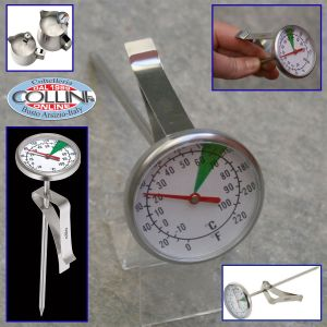 Cilio - Termometro con clip per latte