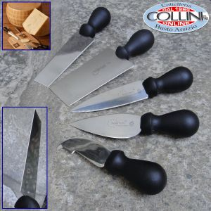 Tridentum - Professional set for hard pastry cheese