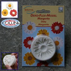 Städter - Fondant mould Daisy – Relief form