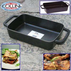 Staub -  Cast Iron Roasting Pans Black Matte