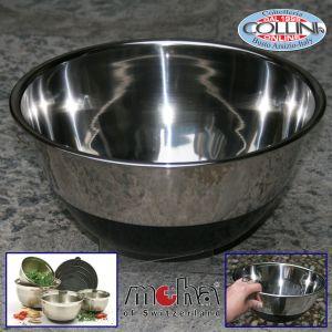 Moha - Ciotola inox antiscivolo cm. 28 - cucina