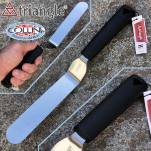 Triangle - Angled  spatula for cakes