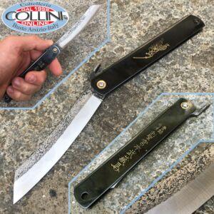 Kanekoma Big Black - Miyamoto Musashi Pocket Knife Japan