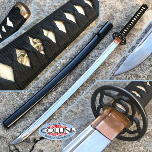 Citadel - Crafted in DNH7 steel with selective hardening - practice sword