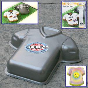 Birkmann - Football sports shirt cake pan