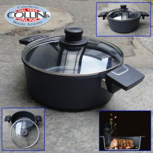 Woll - Casserole Pan with Lid  Diamond Lite Induction - 24 cm
