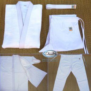 Aikido kimono Gi Master Bianco Aikikai - 185cm - abbigliamento marziale