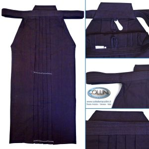 Japan - Hakama Master Indigo - 180cm - Abbigliamento Marziale