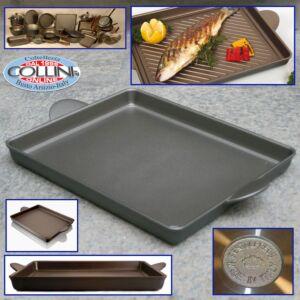 Julienne - Julienne - Plate - Flat grill cm . 40x30