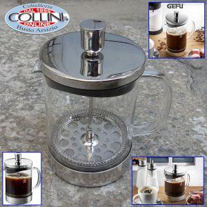 Gefu - French Press DIEGO, 600 ml (21.12 fl oz)