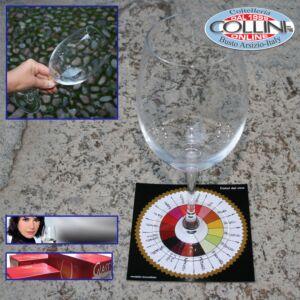 Glassy - TannY calici per vino rosso - 6 pezzi 620ml.