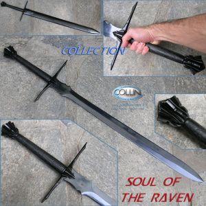 Museum Replicas Windlass - Soul of the Raven Sword - spada Artigianale
