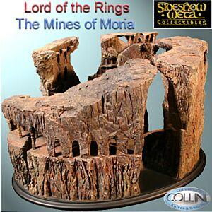 Sideshow Weta - Diorama delle Miniere di Moria - Il Signore degli Anelli