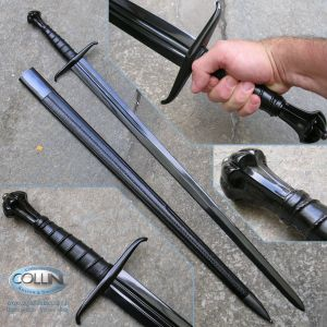 Museum Replicas Windlass - Italian Bastard Sword 500890 - Handcrafted Sword