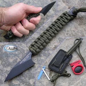 Tops - Hoffman Harpoon - Plain Black coltello