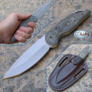 Tops - Nite Chaser - Hunter Plain Gray coltello