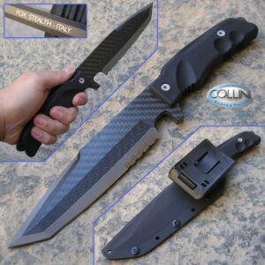 Fox - Stealth Tanto - Titanio e Carbonio - FX-SCT01B - coltello