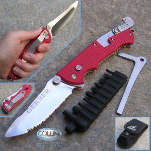 Gerber - Hinderer Rescue - 01534 - coltello