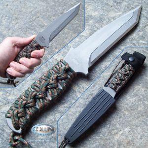 Mission - MTK-Ti Paracord coltello