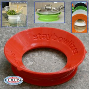 Staybowlizer - Support for bowls and pans Silicone