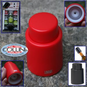Home & More - The Vacuum Stopper - assorted colors