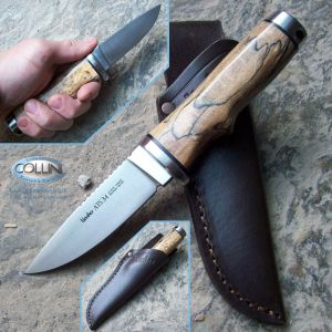 Linder - ATS 34 Hunter - 105109 coltello