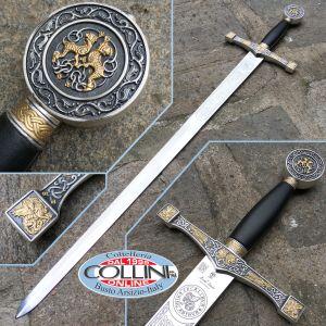 Marto - Excalibur Argento - 752 - spada storica