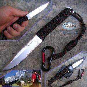 Wildsteer - Wild Tech Black - coltello