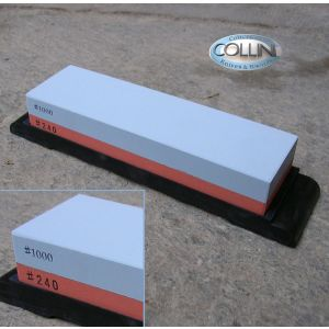 Global knives - G1800S - Sharpening stone grain 1000/240 - knives accessories