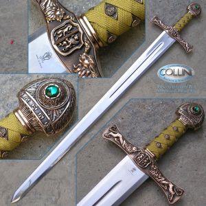 Marto - Spada di Ivanhoe - spada storica