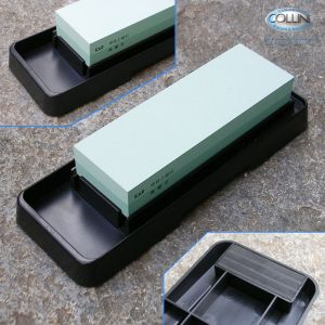Kai - Sharpening stone AP-0305 - Grit 400-1000 - knives accessories