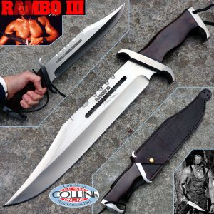 Hollywood Collectibles Group - Rambo III knife - Sylvester Stallone Limited Edition - Knife