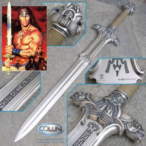 Marto - Conan - Atlantean Sword Silver 60117 - fantasy sword