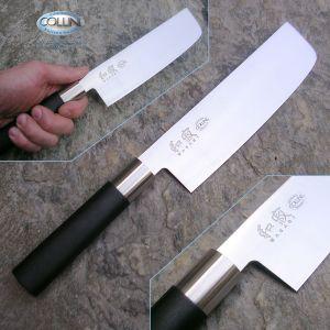 Kai Japan - Wasabi 6716N - Nakiri 165mm - coltello per verdure - kitchen knife