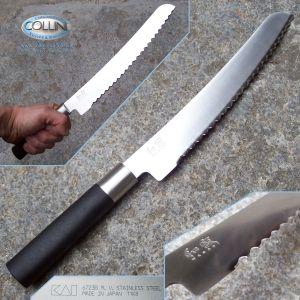 Kai Japan - Wasabi 6723B - Bread 230mm - coltello cucina