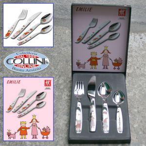 Zwilling J. a. Henckels - Cutlery Set for Children EMILIE 4 PZ .
