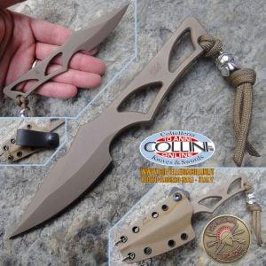 Spartan Blades - Enyo - Flat Dark Earth - knife