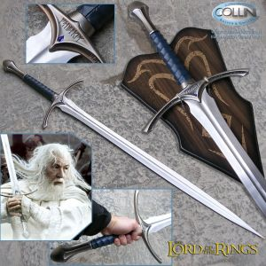 United - Glamdring, sword of Gandalf  UC1265 - The Lord of the Rings  - spada fantasy