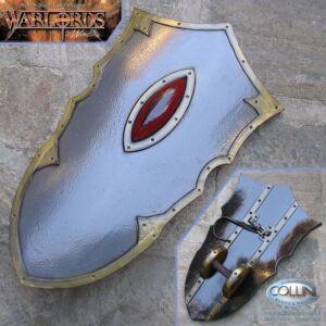 Warlords - Eye of Doom Shield - armi in lattice