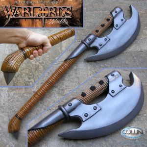 Warlords -  Orc War Axe - armi in lattice
