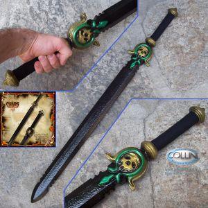 Forgotten Dreams - Chaos Snake Sword - spada in lattice