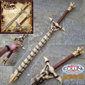 Forgotten Dreams - spada in lattice Chaos Skull Sword