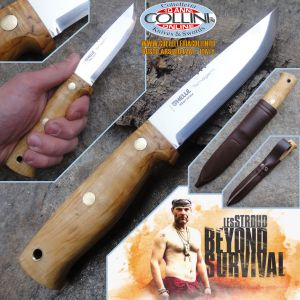 Helle Norway - Temagami Les Stroud Knife - No.300