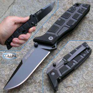 Fox - N.E.R.O. Nighthawk Black - FX117T coltello